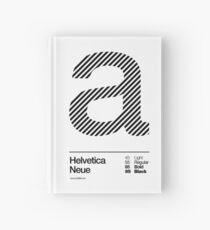 a .... Helvetica Neue (b) Hardcover Journal