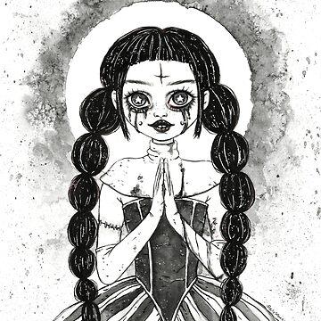 Satan's Nun by johanmarx