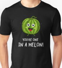 One in a Melon Slim Fit T-Shirt