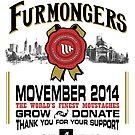 FURMONGERS 2014 Movember by ODN Apparel