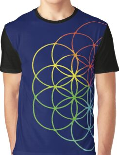 Flower of life Graphic T-Shirt