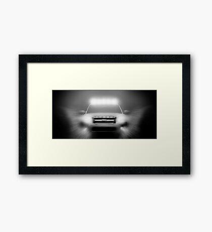 FORD RANGER  Framed Print