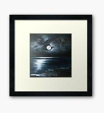 Donegal Seascape  Framed Print