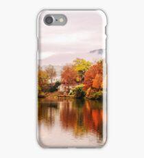 Lake Junaluska, North Carolina iPhone Case/Skin
