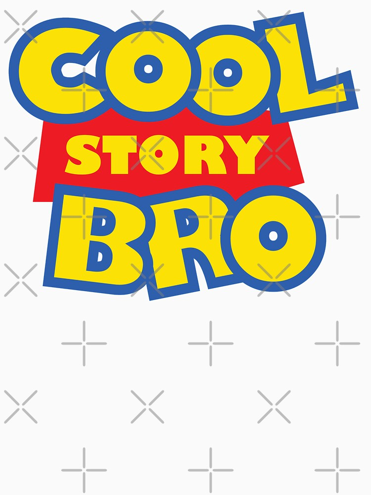 TShirtGifter presents: Cool Story Bro! | Unisex T-Shirt