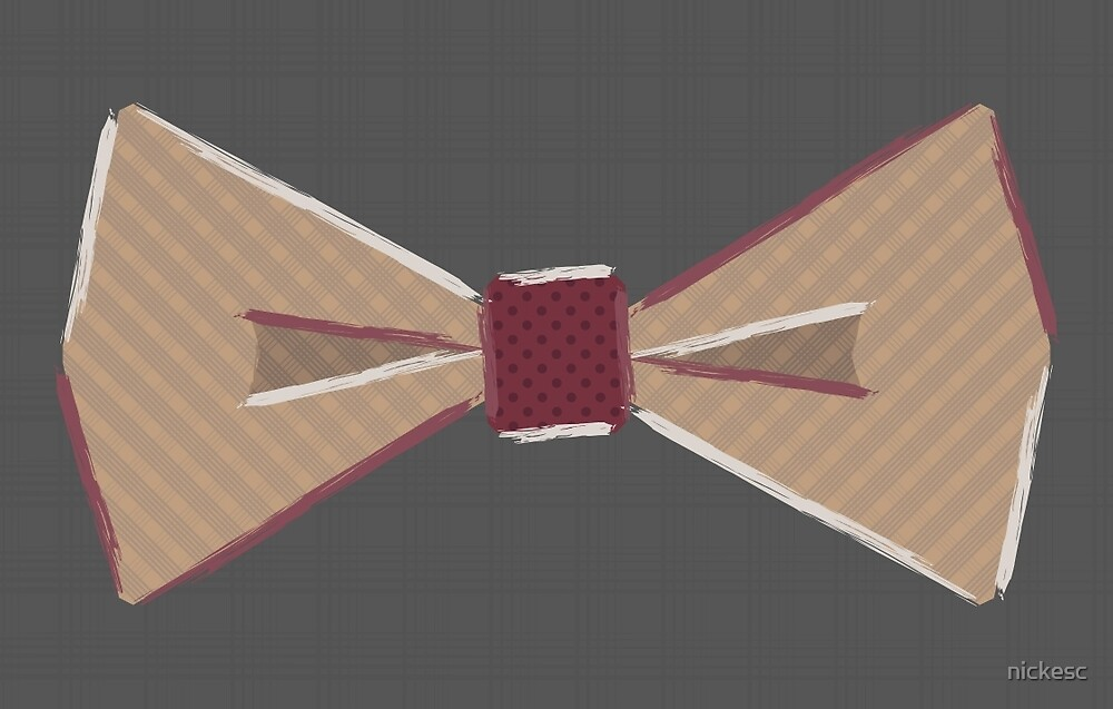 Bow Tie by nickesc