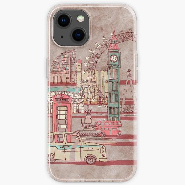 London iPhone Soft Case