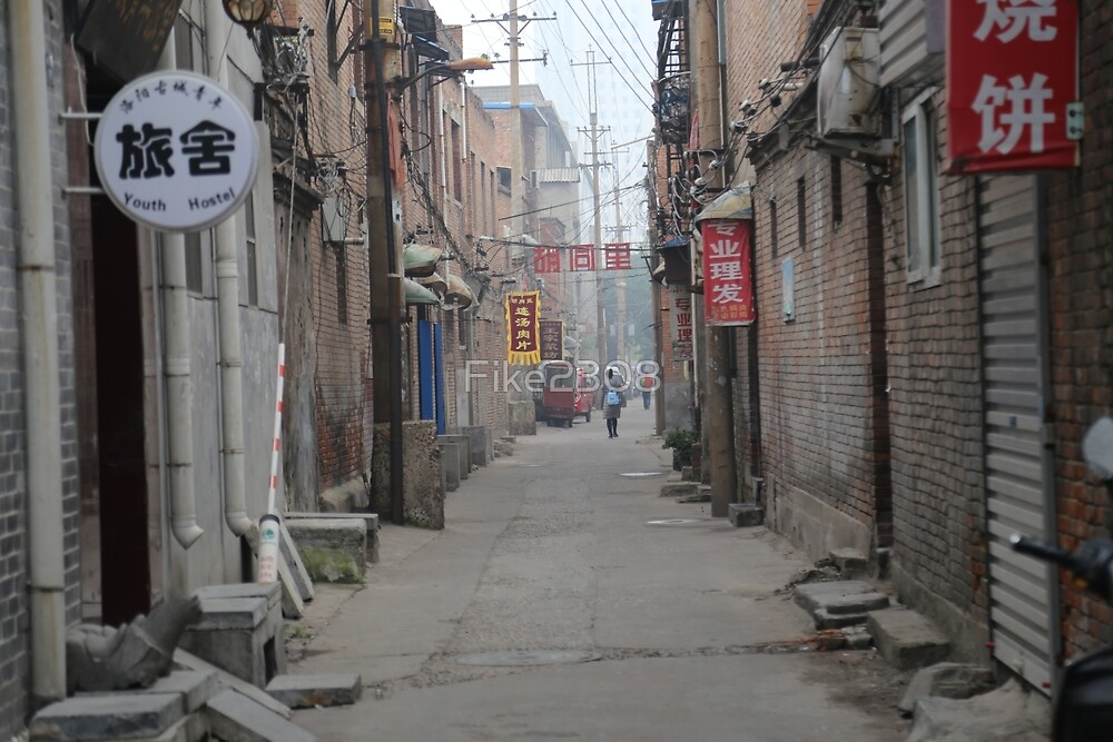 Luoyang, China by Fike2308