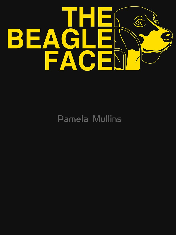 The Beagle Face by Libus1996