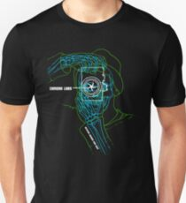 Cameralabs Photography X-Ray Unisex T-Shirt