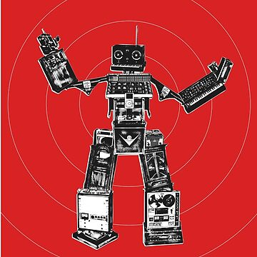 Music Machine by eivindvetlesen