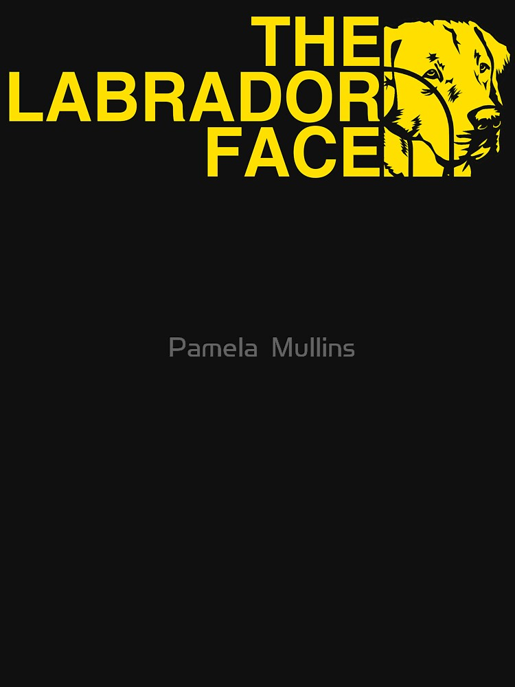 The Labrador Retriever Face by Libus1996