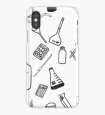 Chemistry Lab iPhone Case