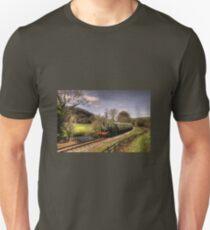 Pannier Tank on the Dart Valley T-Shirt