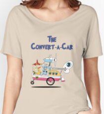 Wacky Pat Pending Women's Relaxed Fit T-Shirt