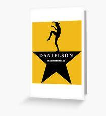 Daniel Son Greeting Card