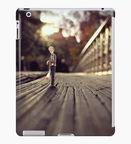 stood up - central park iPad Case/Skin