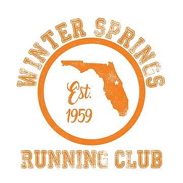Winter Springs Running Club by CajunsCanCook