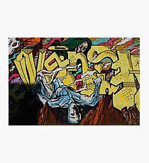 Graffiti Boys Photographic Print
