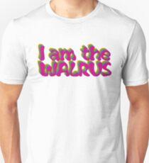 the beatles john lennon rock lyrics hippie t shirts Unisex T-Shirt