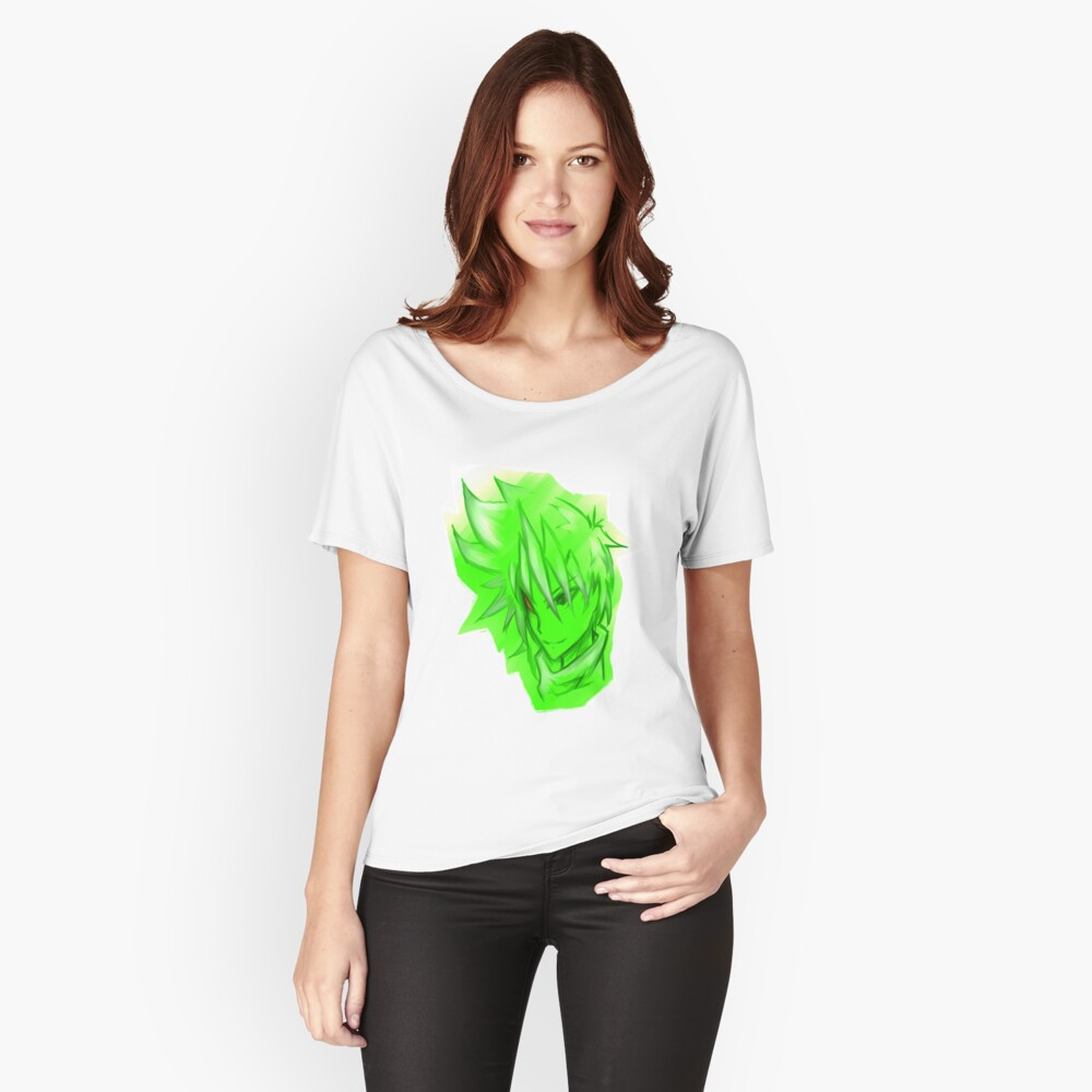 END Green Women's Relaxed Fit T-Shirt Front