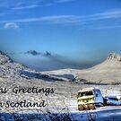 Sutherland Seasons Greetings by Alexander Mcrobbie-Munro