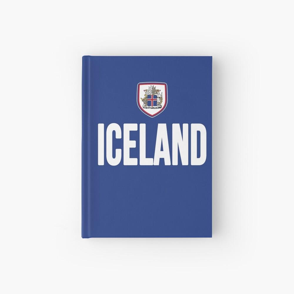 ISLANDIA Cuaderno de tapa dura