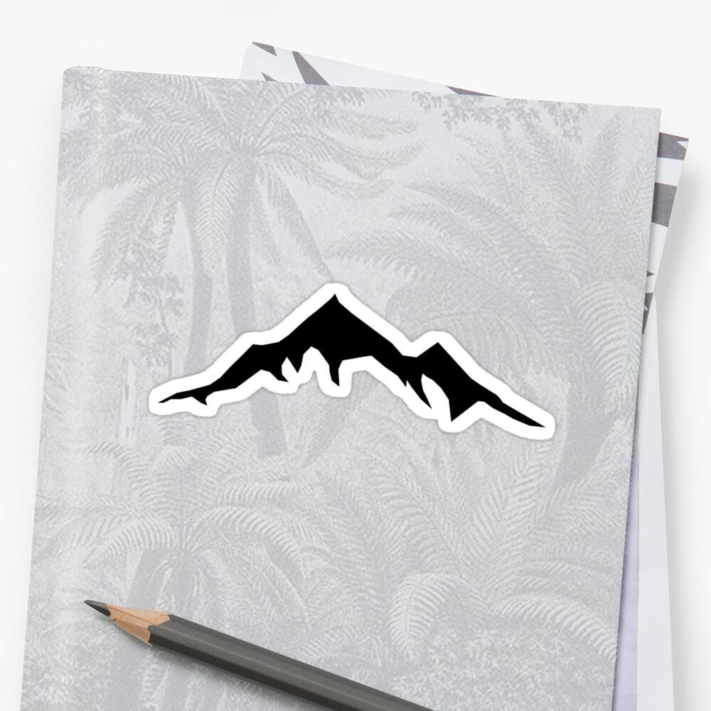 Ski Skiing Mountain Mountains Skiing Skis Silhouette Snowboard Snowboarding 5 by MyHandmadeSigns