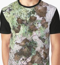 Nature Textures Graphic T-Shirt