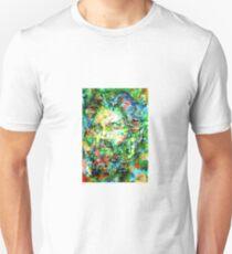 HERMAN MELVILLE watercolor portrait.3 T-Shirt