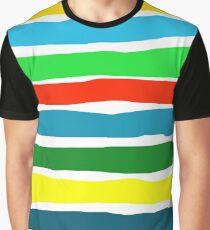 Brush Strokes #5 Graphic T-Shirt