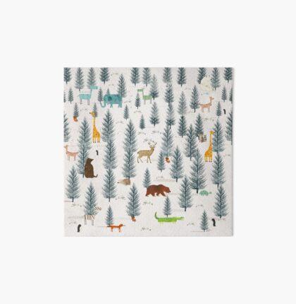 little nature Art Board