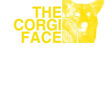 The Corgi Face by Libus1996