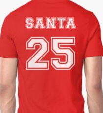 Merry Christmas Santa Claus 25 T-Shirt