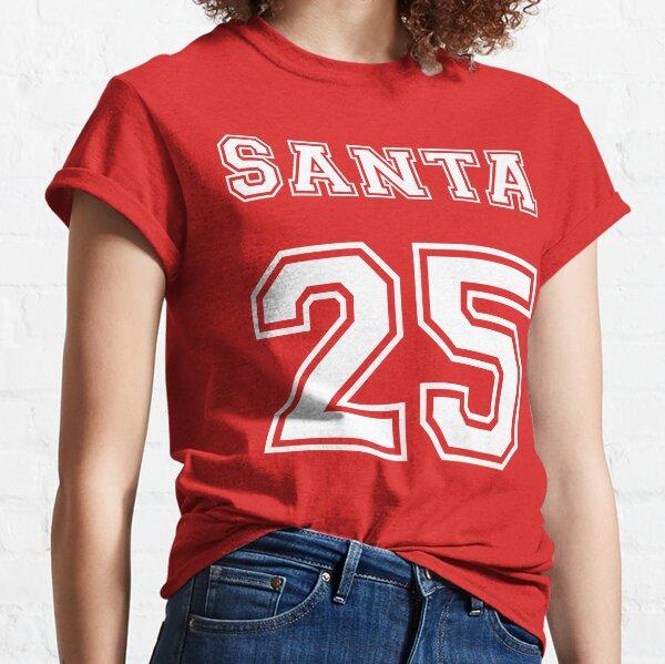 Merry Christmas Santa Claus 25 Classic T-Shirt