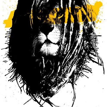 Lion rasta by okclothing