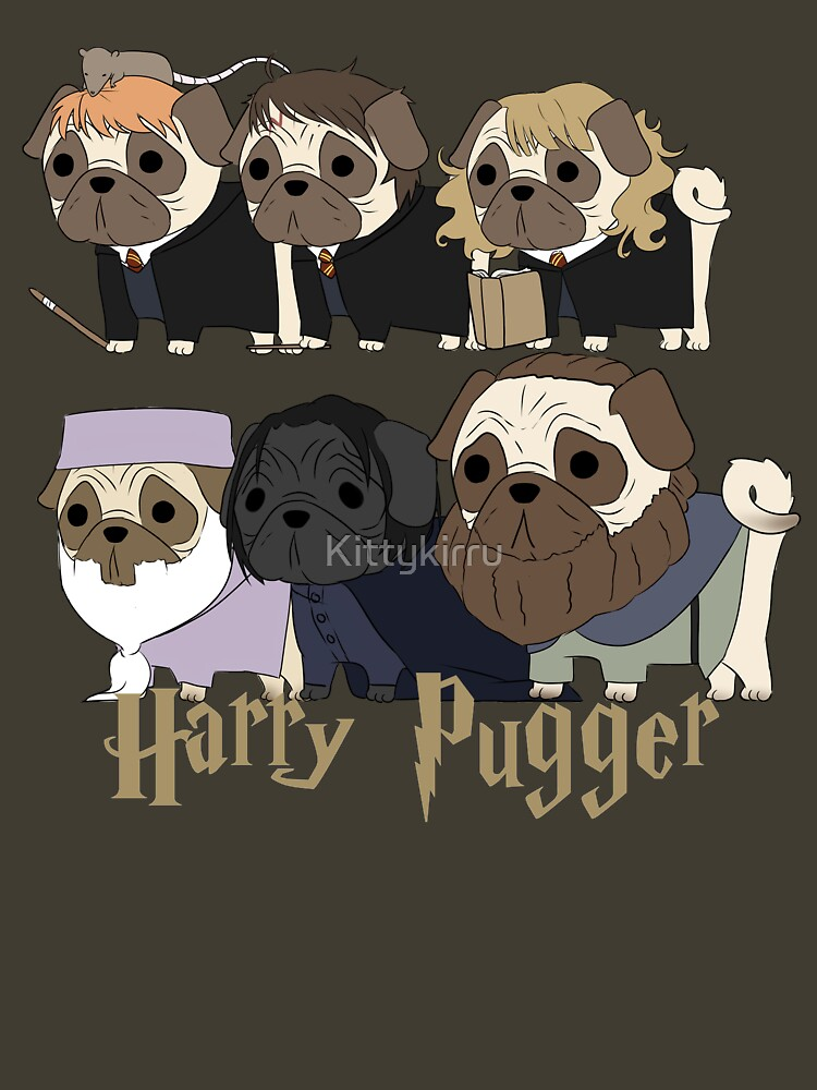 Harry Pugger | Unisex T-Shirt