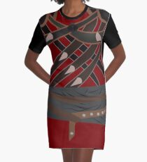 Dragon Age: Hawke Armour (Rogue) Graphic T-Shirt Dress