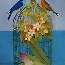 The Bird Cage II by Sarah Jarrett