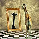 Giraffe Dreams by SuddenJim