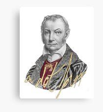 Lienzo Un punto Burr - Aaron Burr