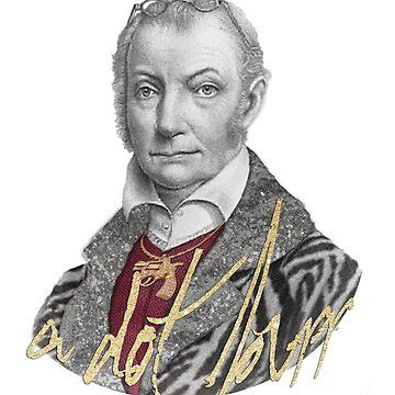 A dot Burr - Aaron Burr by chasensmith