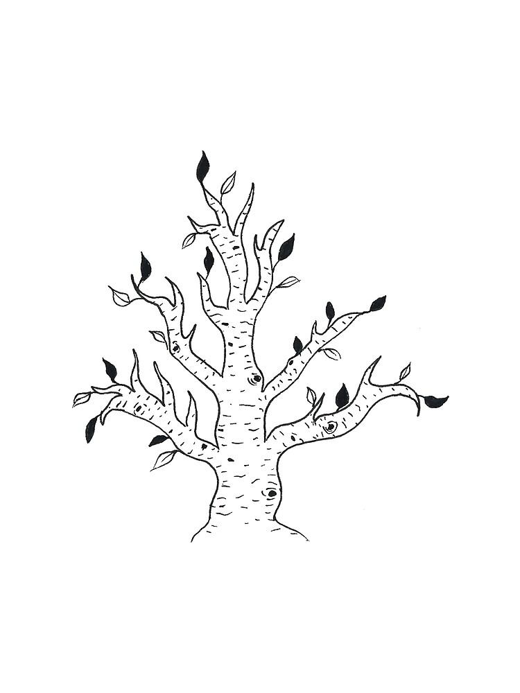 Tree by mirunasfia