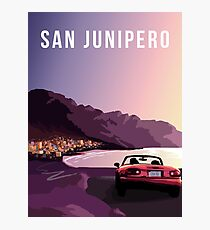 San Junipero Photographic Print