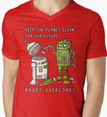 Robot Earth T-Shirt
