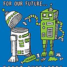 «Robot Earth» de jarhumor