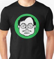Porcine Visage of Endearing Sloth Unisex T-Shirt
