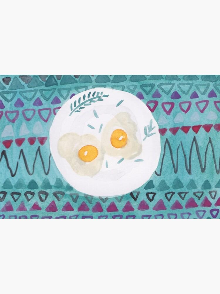 Eggs for breakfast by mirunasfia