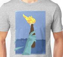 Liberty is in Peril, Defend It With All Your Might Unisex T-Shirt
