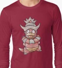 Pixel Slowking!  Long Sleeve T-Shirt
